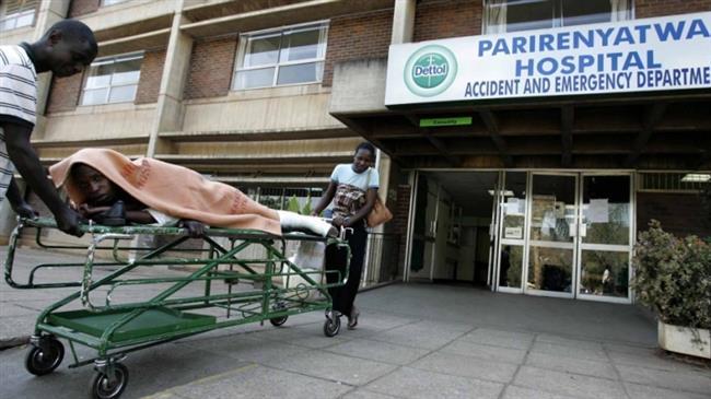 Zimbabwe on brink of man-made starvation