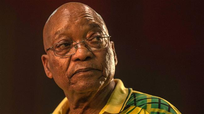 South Africa:  Former President Zuma to be prosecuted