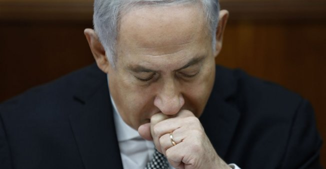 Israeli prime minister Netanyahu rushed to hospital