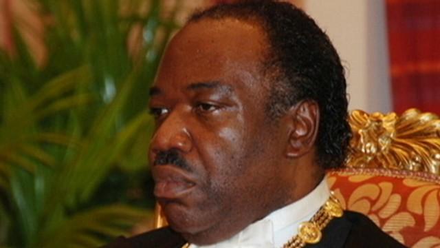 President Ali Bongo returns to Gabon