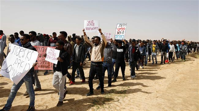 Israel: Prime Minister Netanyahu suspends deal with UN on African migrants