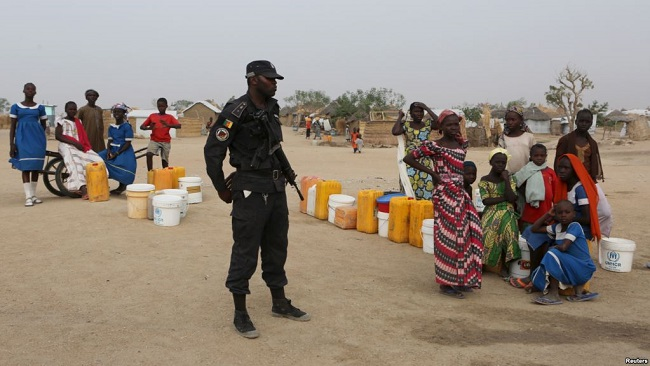 Yaounde, Abuja discuss return of 4,000 Nigerian refugees