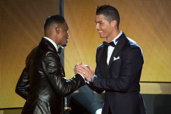 Football: Eto'o excited about Qatar World Cup