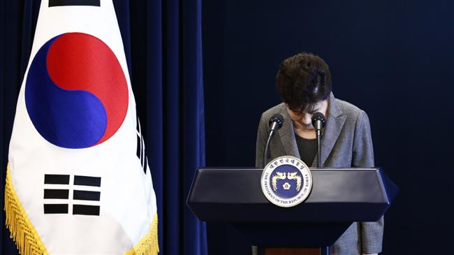 South Korea ex-president Park jailed for 24 years