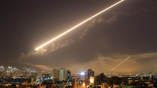 Syria strike nothing but 'political theater'