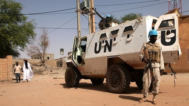 UN peacekeepers retake control of Central African Republic city from armed rebels