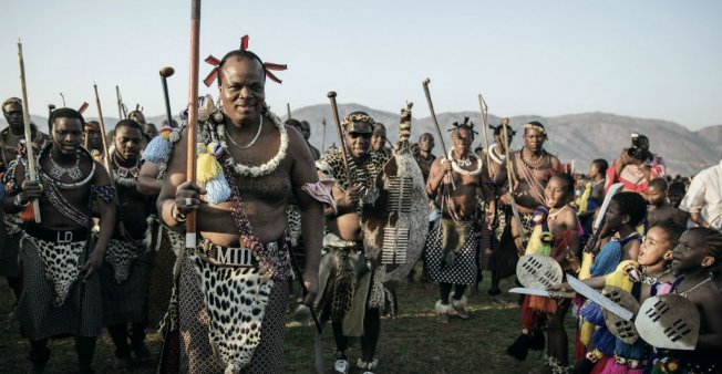 King changes Swaziland's name to 'Kingdom of eSwatini'