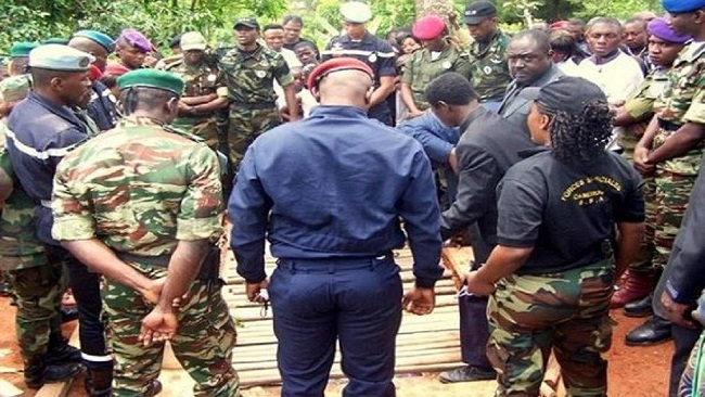 French Cameroonian soldier killed in attack, residents decry military crackdown