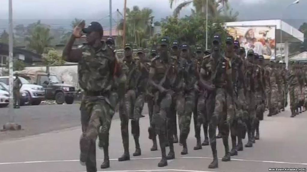 Deployment of troops in Anglophone neighbourhoods in Yaounde, an intimidation of Ambazonians