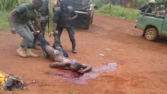 Biya regime's secret extermination campaign at Buea and Mbouda prisons