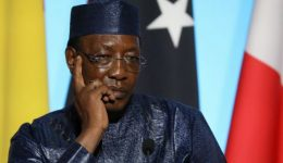Chad: World Leaders Mourn President Deby