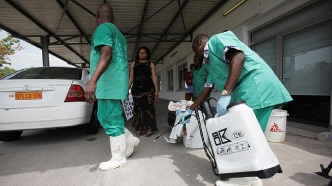Health group withdraws staff from Congo-Kinshasa amid violence