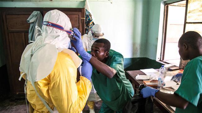 Officials meet to examine international risks of Ebola in Congo