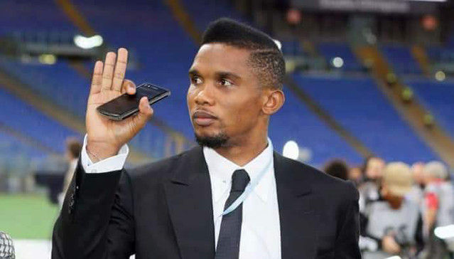 French Cameroun: Eto'o rules out career in politics