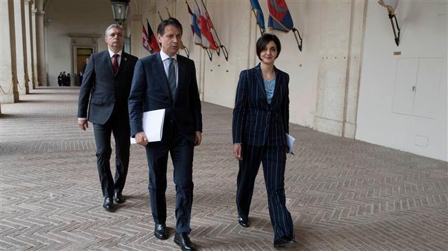 Italy in turmoil as president vetoes anti-EU minister, PM stops bid to form govt.