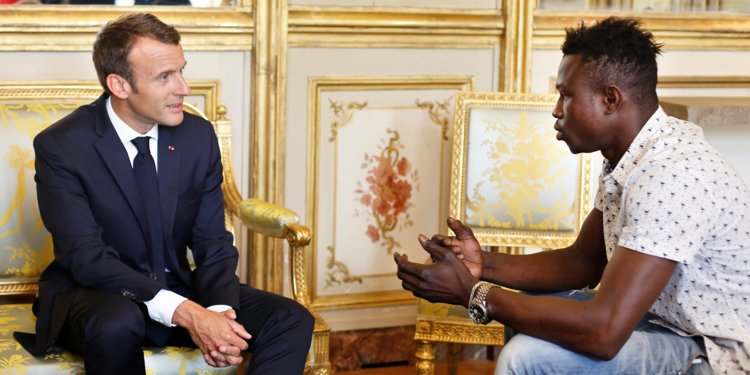 France grants citizenship to Malian refugee who saved boy in daring rescue