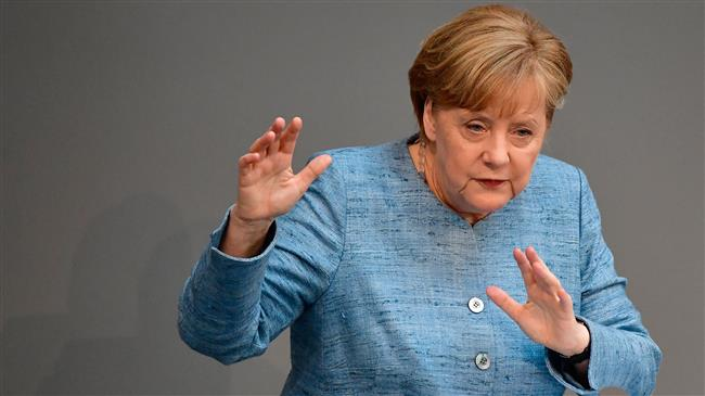 Bundes: Merkel joins European allies in reaffirming support for Iran nuclear deal