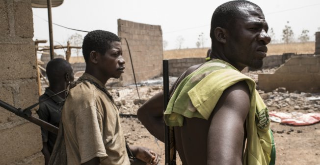 Niger: Armed men attack French firm's drilling camp
