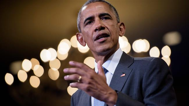 Obama calls Trump's response to Covid-19 pandemic a 'chaotic disaster'