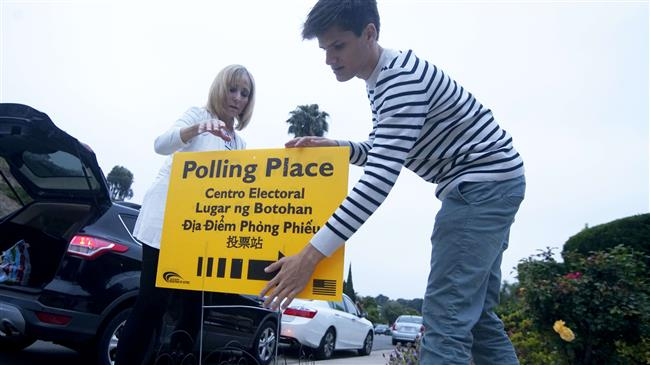 California primaries take top billing as voters in 8 states head to polls