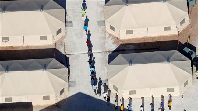 UN urges US to find alternatives to detaining child migrants