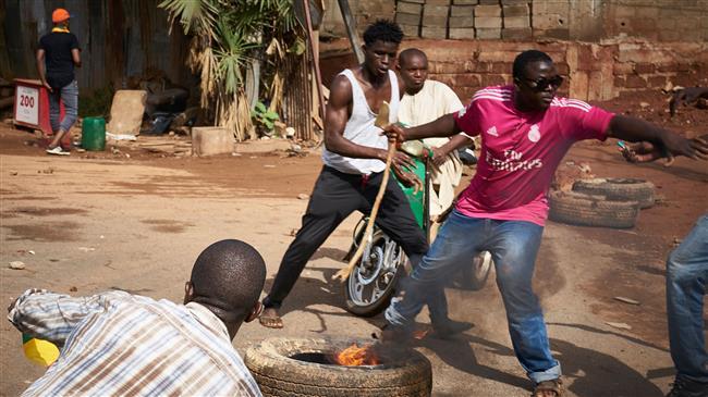 UN calls for calm as dozens injured in Mali protests