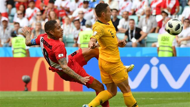 Russia 2018: Australia leaves World Cup with loss to Peru