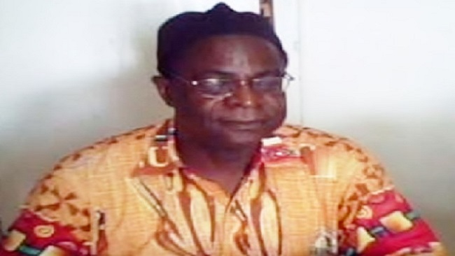Prof Verkijika Fanso speaks of the crisis in Southern Cameroons