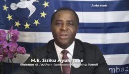 Southern Cameroons: President Sisiku Ayuk Tabe congratulates Muslims on Eid al-Fitr