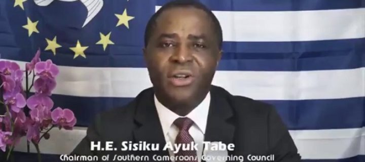 Southern Cameroons: President Sisiku Ayuk Tabe congratulates Muslims on Eid al-Fitr