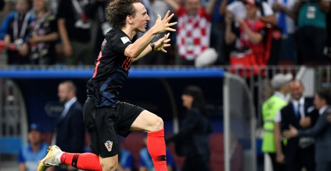 Croatia to meet France in World Cup final after 2-1 win over England
