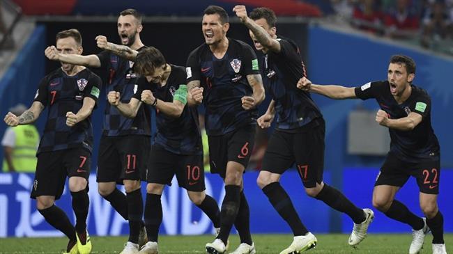 2018 World Cup: Croatia beat Russia 4-3 on penalties
