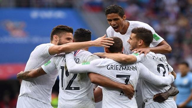 Russia 2018: France, Looking Like a World Cup Heavyweight, Beats Uruguay