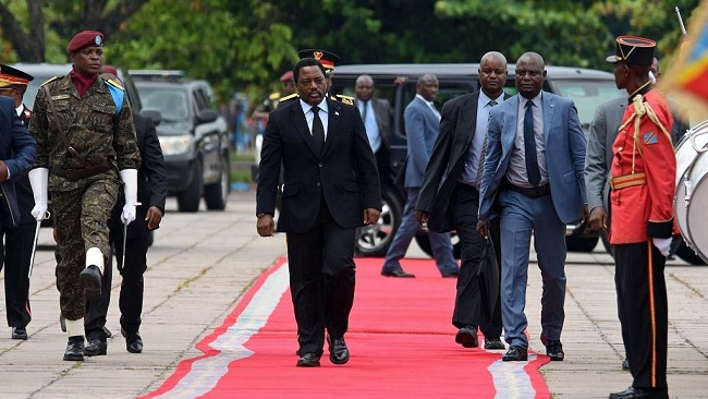 US tells President Kabila 'Time for posturing is over'