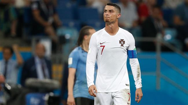 Cristiano Ronaldo's Portugal knocked out of 2018 World Cup