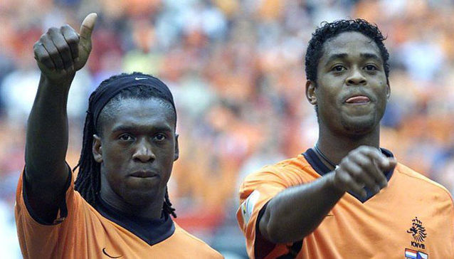 Clarence Seedorf and Patrick Kluivert linked with Cameroon hotseat after Sven-Goran Eriksson talks