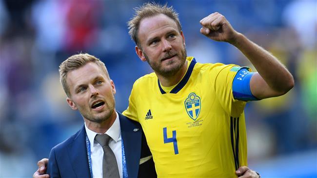 Russia 2018: No Zlatan effect as Sweden reaches World Cup quarter-finals
