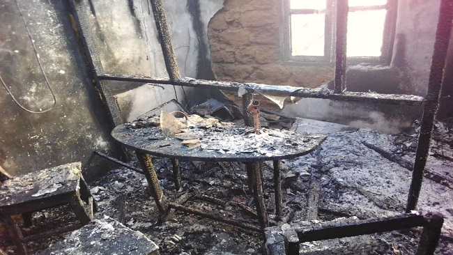 Southern Cameroons Crisis: Community radio destroyed in alleged arson attack
