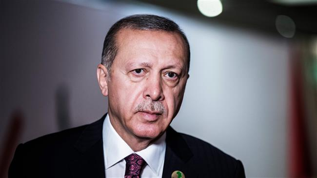 Turkish president says Lira crash political plot against Ankara