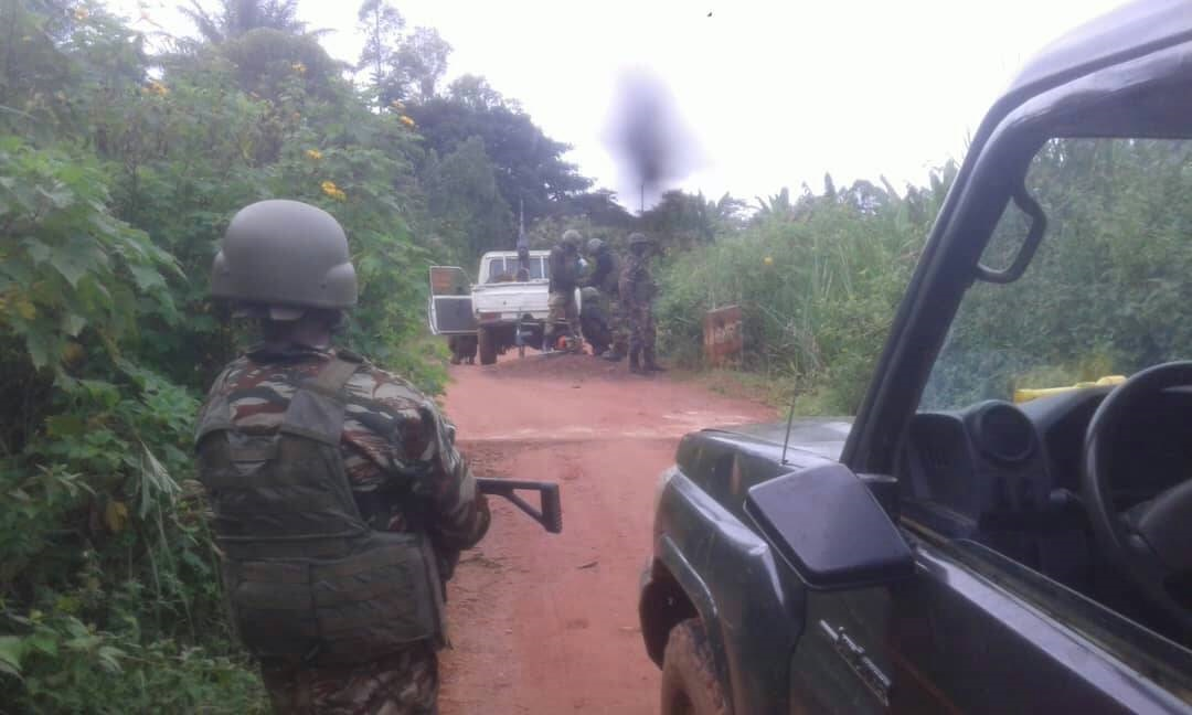 Southern Cameroons War: French Cameroun army kills 12 in Menchum County