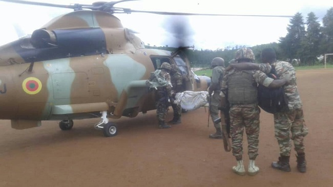 Ambazonian Interim Gov't condemns attacks targeting Southern Cameroons civilians