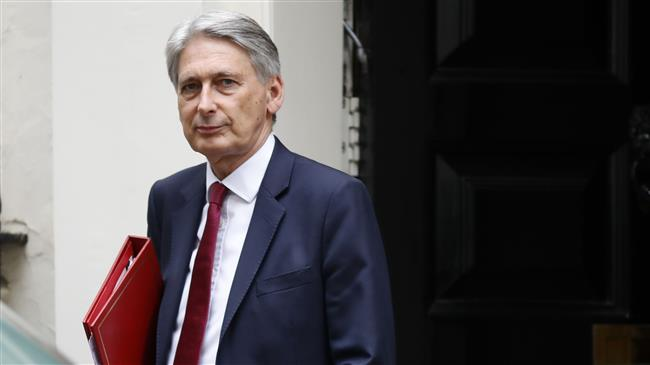 UK chancellor at odds with government Brexit strategy