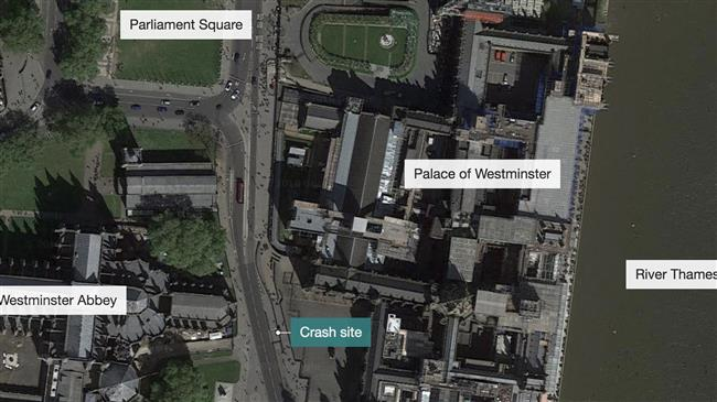 UK driver nabbed after running over people outside Parliament in possible terror attack