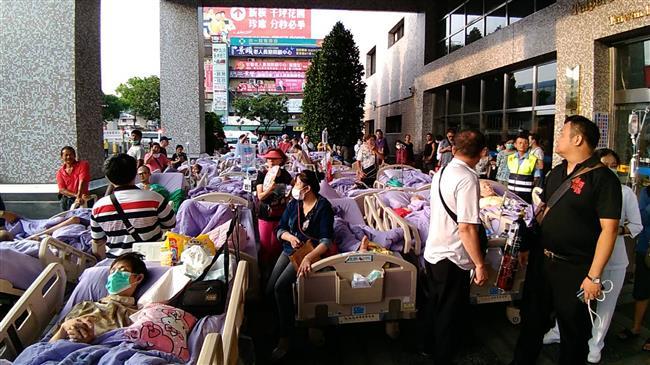 Fire at Taiwan hospital kills 9, injures 16