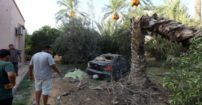 Dozens killed after days of clashes near Libyan capital
