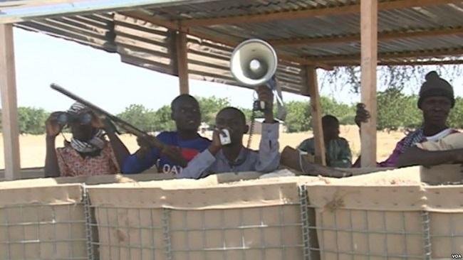 Cameroon Activates Village Militias