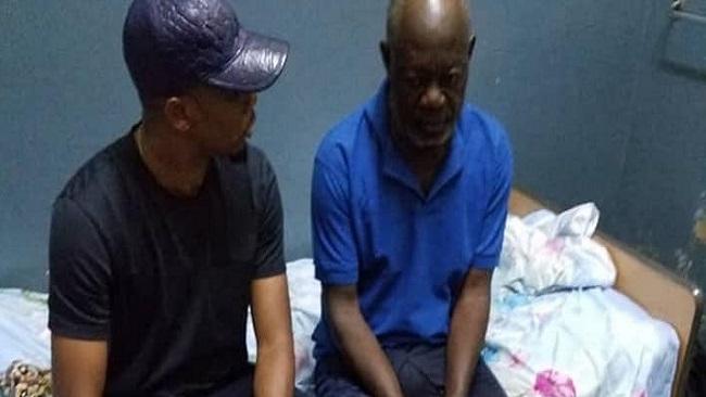 Samuel Eto'o donates money to ex-Cameroon captain Norbert Owona