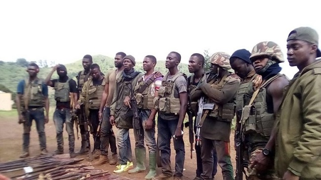 Ambazonian Restoration Forces stronger than the French Cameroun army-Biya adviser