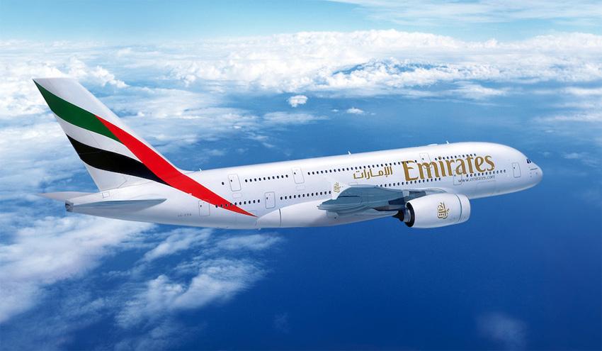 100 feel sick on Emirates flight to New York