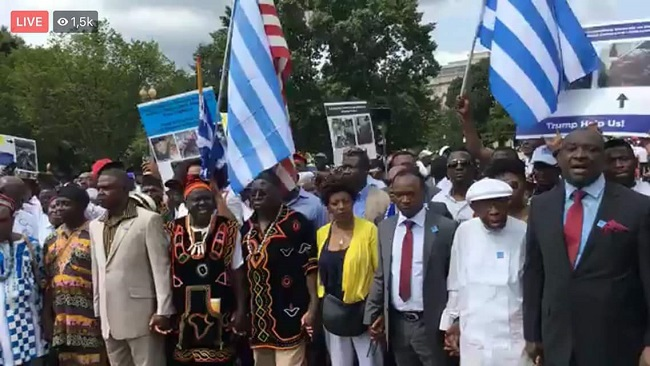 Ambazonia leaders Shun Biya's 'National Dialogue'